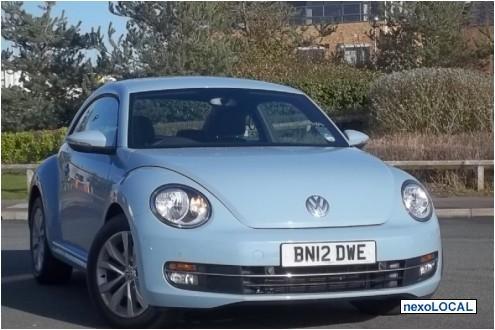 light blue volkswagen beetle cute cars pinterest