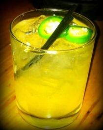 award winning Cajun Margarita-yum!!! This sounds delish!!