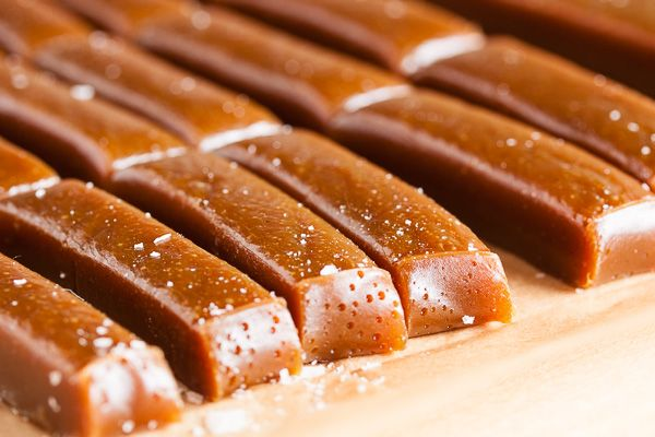 Gingerbread Caramels | wanna come with?