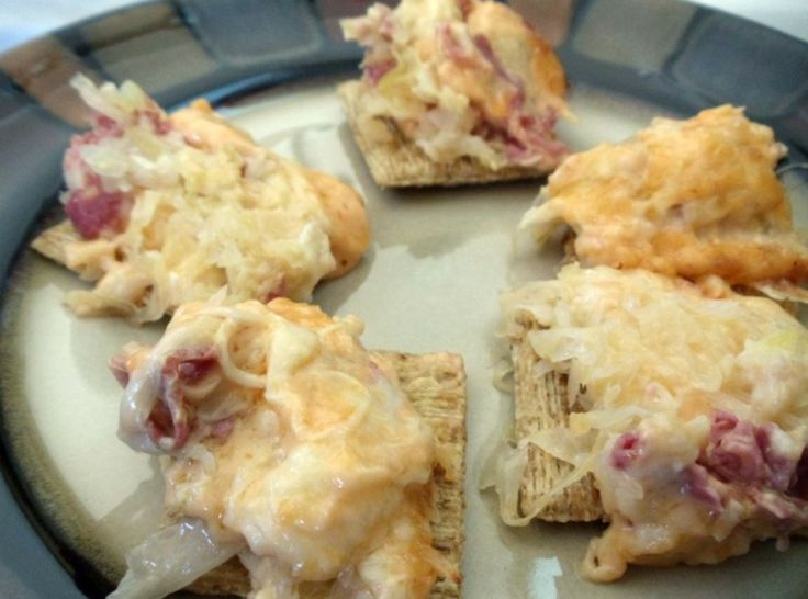 Reuben Dip by Goldie Barnhart and another blue ribbon winning recipe!
