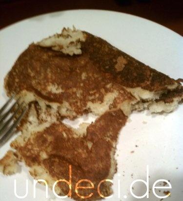 "SMAT: The ""Single Lady"" Pancake | Undecided Answer"