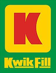 K Gas Station Logos Kwik Fill gas station logo, no longer located in New Philadelphia, OH