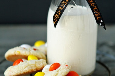 Cake Mix Cookies with Candy Corn M — Punchfork