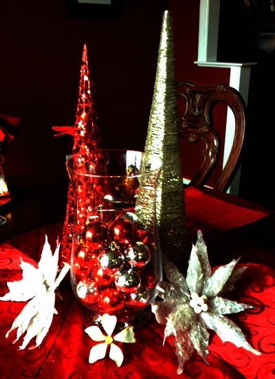 Cheap christmas decorations holiday photograph beautiful c for Cheap christmas decoration ideas