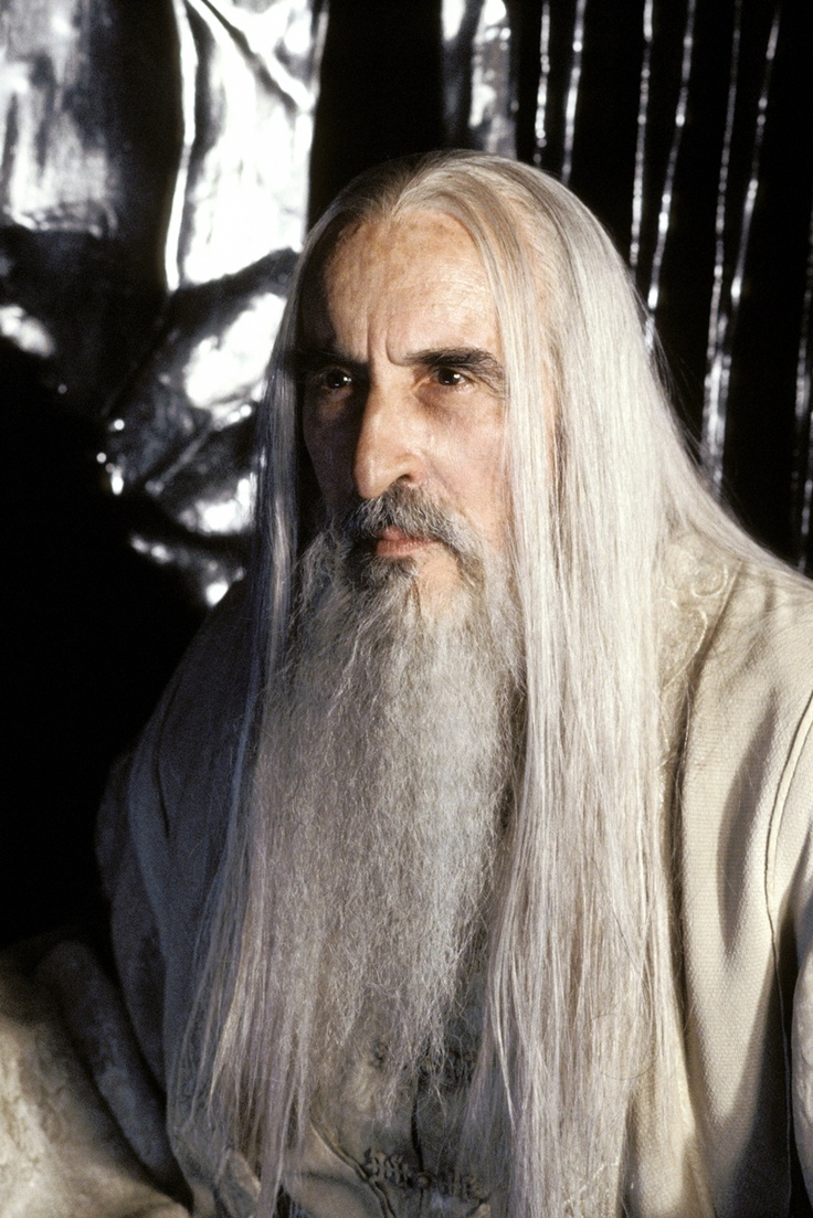 saruman lord of the rings lord of the rings