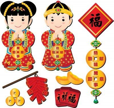 chinese new year descriptive essay