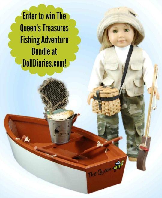 Giveaway – The Queen's Treasures Great Fishing Adventure Bundle