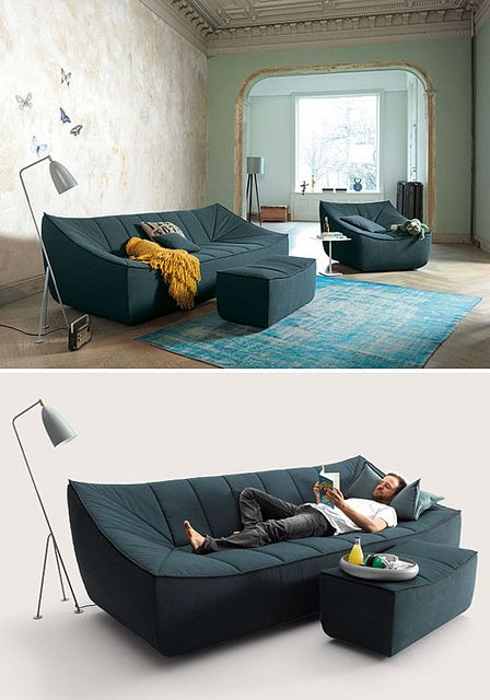 couch by { designvagabond }, via Flickr