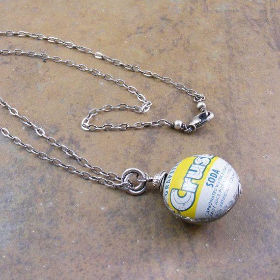 Recycled beer bottle cap jewelry for Beer cap jewelry