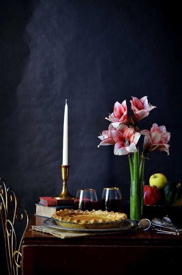 Cinnamon Custard Pie | Recipes - Heart of Gold | Pinterest