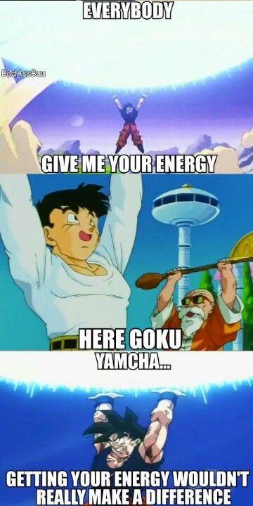 Funny Dragon Ball Z Abridged Memes : Lol thats mean dbz pinterest