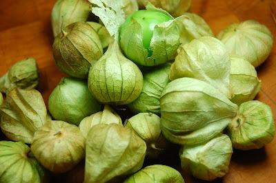 Tomatillo Pico De Gallo Recipe — Dishmaps