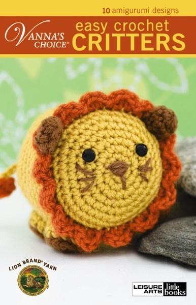 Amigurumi Animals Easy : Easy Crochet Critters eBook