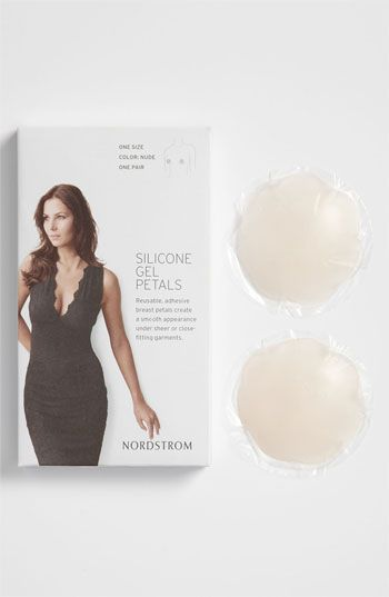 Nordstrom Intimates Silicone Gel Breast Petals available at #Nordstrom ...