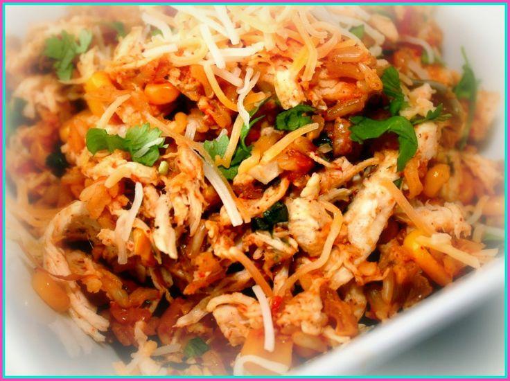 tex mex rice cheesy tex mex rice fox valley foodie twitter linkedin ...