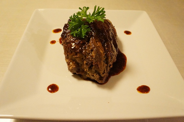 Prime Filet Mignon with Red Wine Sauce by qbc007, via Flickr