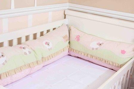 Kit Berço para decorar quarto de bebê14