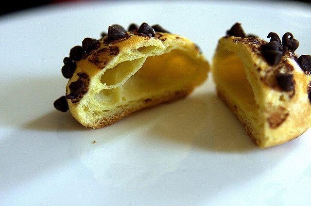 Chouquette (Sugar Puffs)