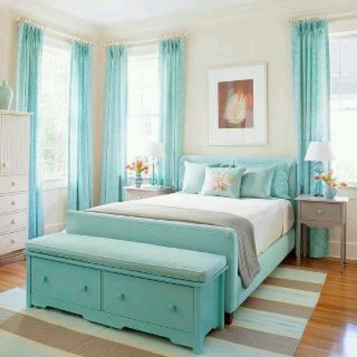 soothing bedroom colors tiffany blue my 2nd love pinterest