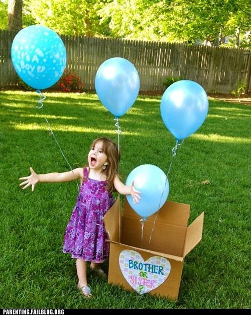 cute idea for a second child