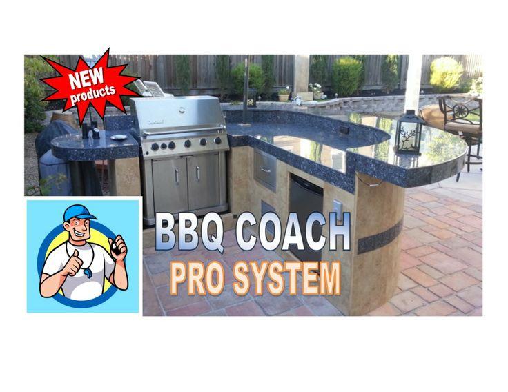 bbq coach diy outdoor kitchen kits dining porch