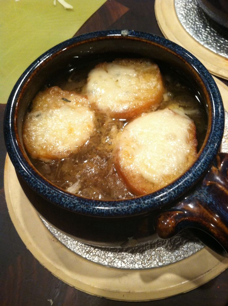 First time trying French Onion soup. Caramelize the onions (about an ...