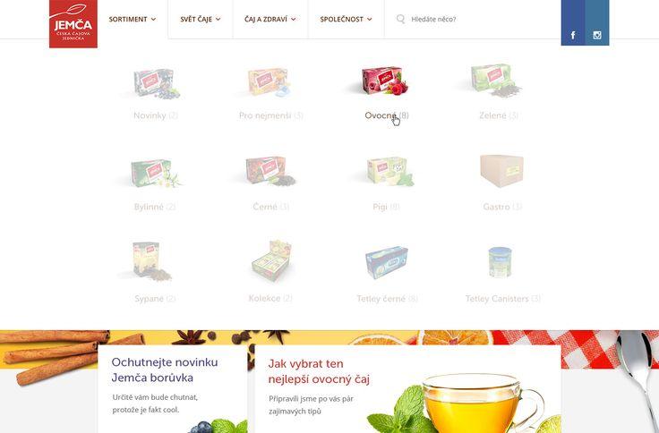Jemca Tea Homepage - H...
