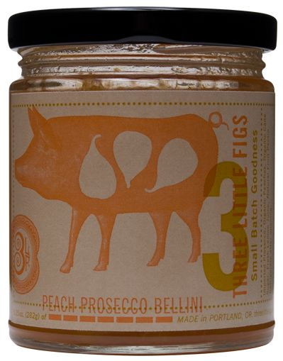 Peach Prosecco Bellini Jam from @Mary Powers Thompson little figs ...
