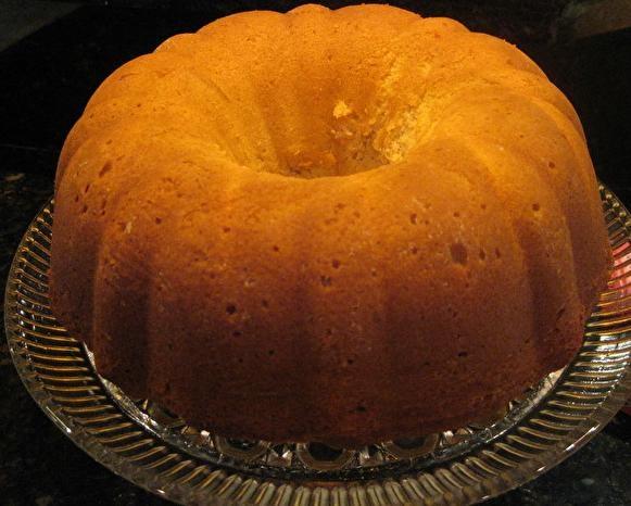Daily 1 Recipe: GRANDMA'S POUND CAKE | I