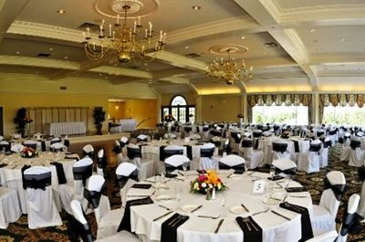 Jericho National Golf Club Wedding