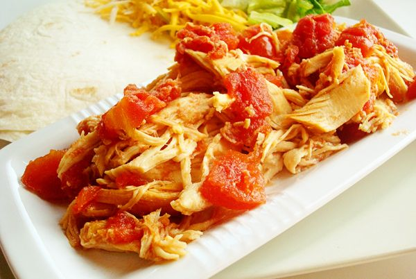 Sweet and Spicy Slow Cooker Chicken | Recipe