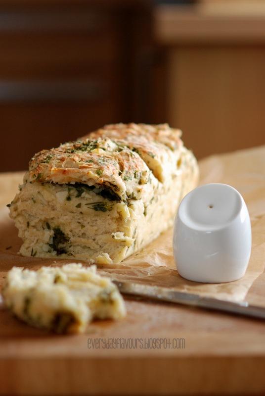 Herb Garlic Bread | Bread Bistro | Pinterest
