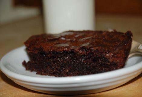 Gluten-Free Ghirardelli Brownies | sweets + snacks | Pinterest