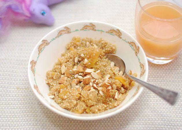 Quinoa Porridge | Favorite Recipes | Pinterest