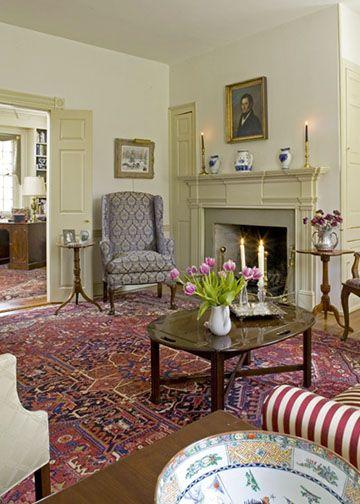 Interiors | Colonial Decor | Pinterest