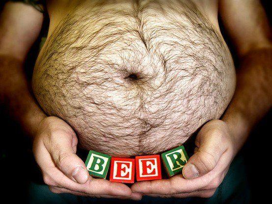 Ha!! beer belly