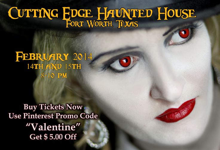 valentine's day haunted house nyc