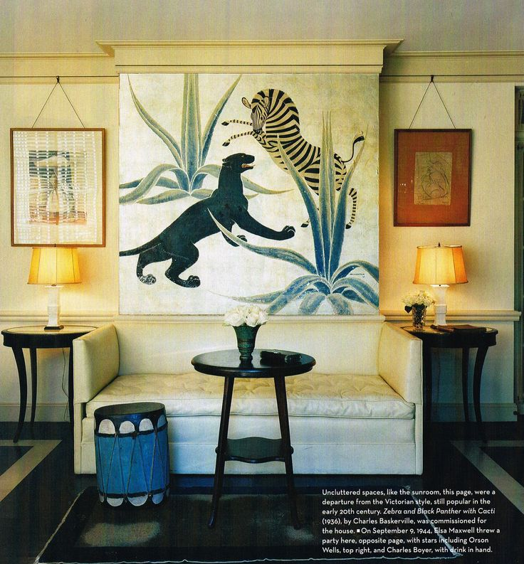 Elsie de wolfe design 20th century eclectic pinterest for Ann wolf interior decoration