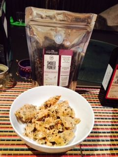 Smoke Coffee and Almond Brittle - Id suggest trying this with the Your ...