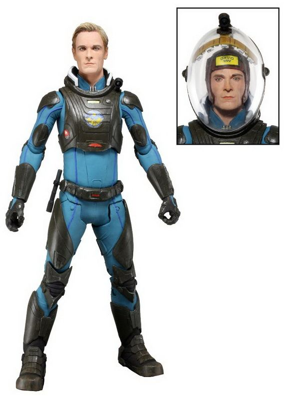 Prometheus David 8 Action Figure - Rockzone
