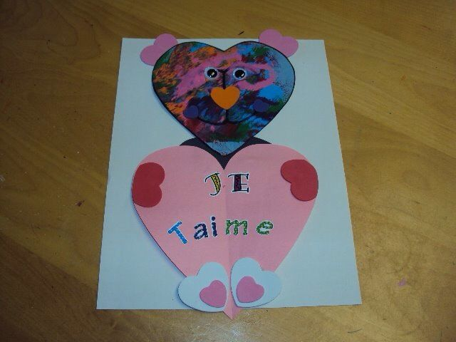 Pin by chantal boul on bricolage st valentin pinterest - Bricolage st valentin pinterest ...