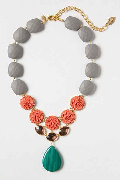 Amborella Necklace #anthropologie