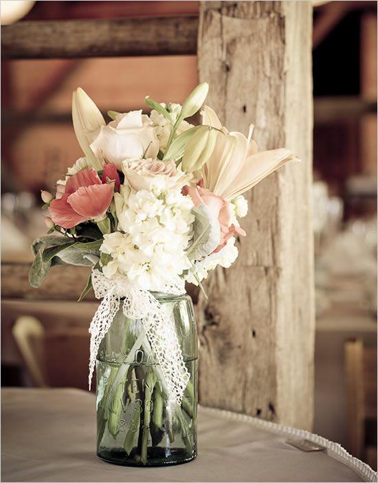 centerpieces...beautiful #wedding
