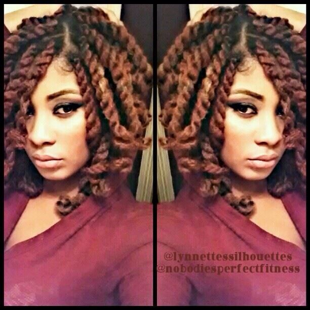 Crochet Hair Short Twist : Short Havana twist are in I Am Not My Hair Pinterest