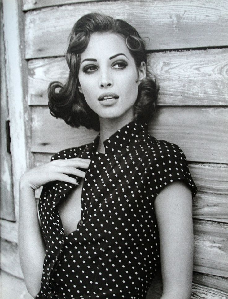 Christy Turlington 1992 | My Heroines