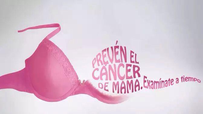 """Preven el """"Cancer de Mama"""""""