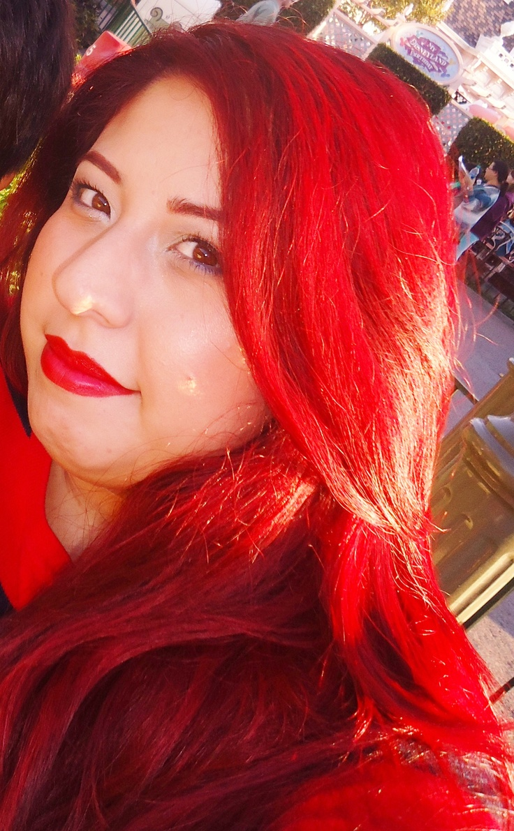 candy apple red hair color hairstylegalleriescom