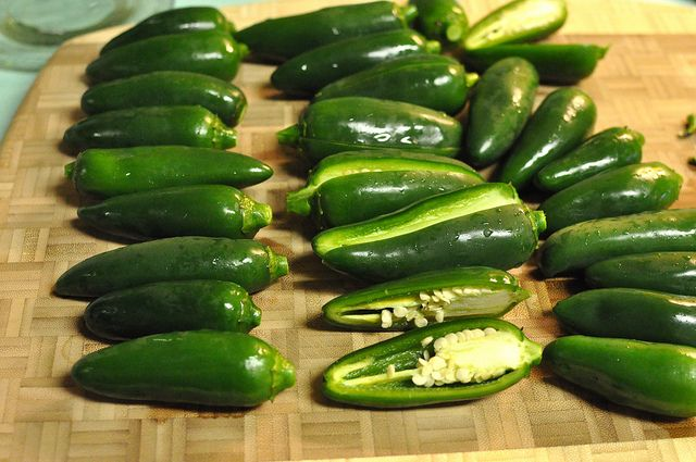 Very Basic Pickled Jalapeno Peppers | Recipe