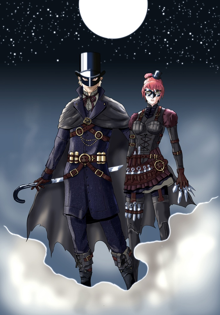 steam punk anime steampunk - photo #3