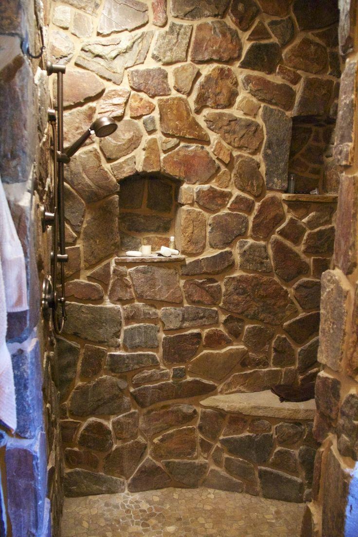Rustic bathroom decor pinterest for Rustic bathroom ideas pinterest